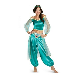 Princess Jasmine (Aladdin) Costume for Rent