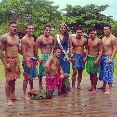 Samoan Skirt 60