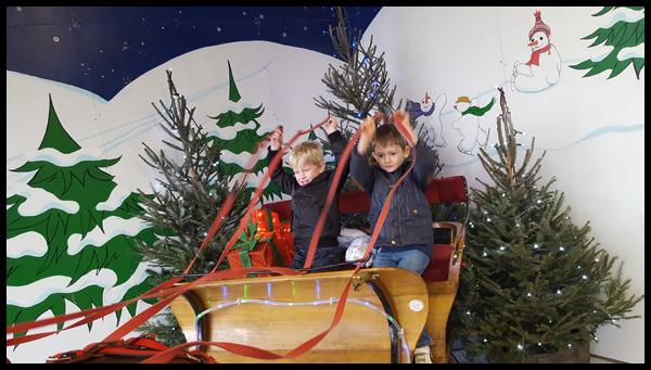 Rudolph at Drusillas