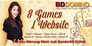 Trik Jitu Menang Main Judi Bandar66 Online
