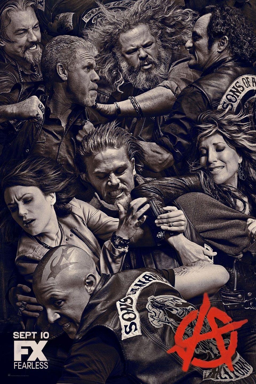 Сыны Анархии, Sons of Anarchy, постер, poster, сериал, TV-series