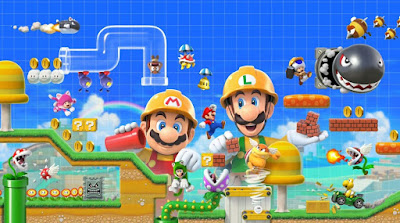 Super Mario Maker 2 Release Date Announced