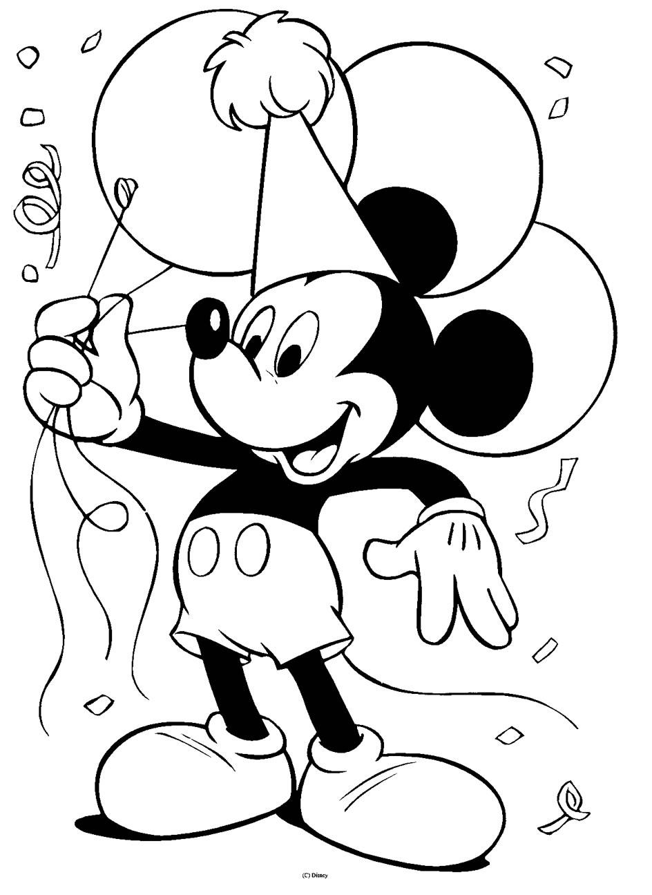 Disegni Da Colorare Minnie E Paperina