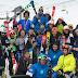 بطولة لبنان للتزلج الألبي لفئة الأولاد28-2-2018