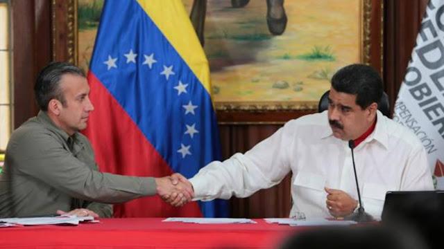 Tareck el Aissami se consolida como el cerebro de los negocios sucios del régimen de Maduro