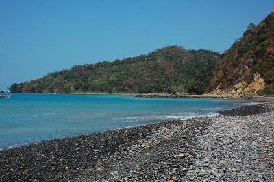 Pantai Cibongkok Sukabumi