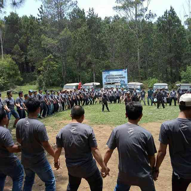 Tempat Gathering Perusahaan di Lembang