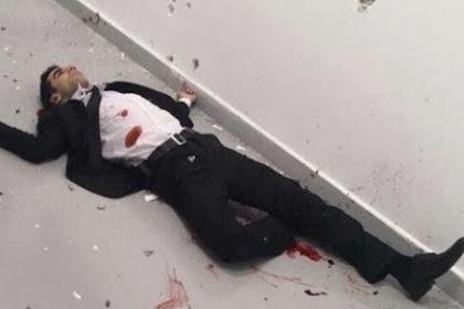 Penembak Dubes Rusia di Turki, Ditembak Mati Beberapa Menit Setelah Menembak Mati Dubes Rusia
