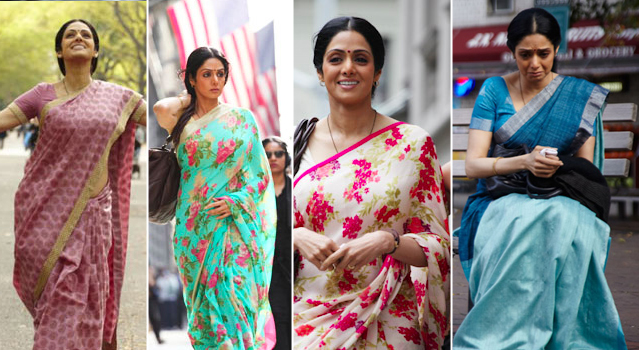 978cdf6add The simple yet effective storyline of English Vinglish made it one of the  best films of the year, but it also makes it onto our best costume's of  2012 ...