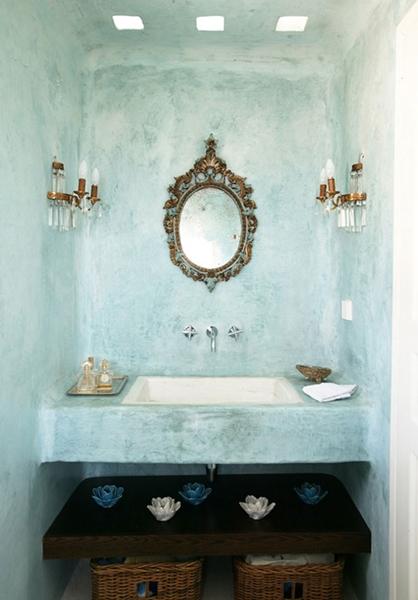 banheiro de alvenaria