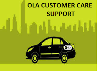 OLA CUSTOMER CARE TOLL FREE NUMBER