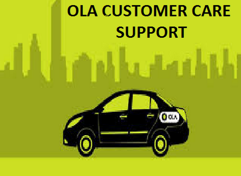 How To Contact OLA Customer Care Support | OLA Customer Care Toll Free Number
