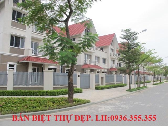 Bán Biệt Thự Liền Kề Văn Phú - Hà Đông