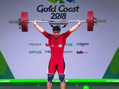 commonwealth-games-2018-indian-weightlifter-deepak-lathar