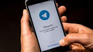 Pemerintah Blokir Telegram