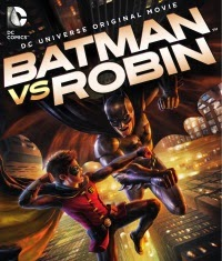 Batman vs Robin de Film