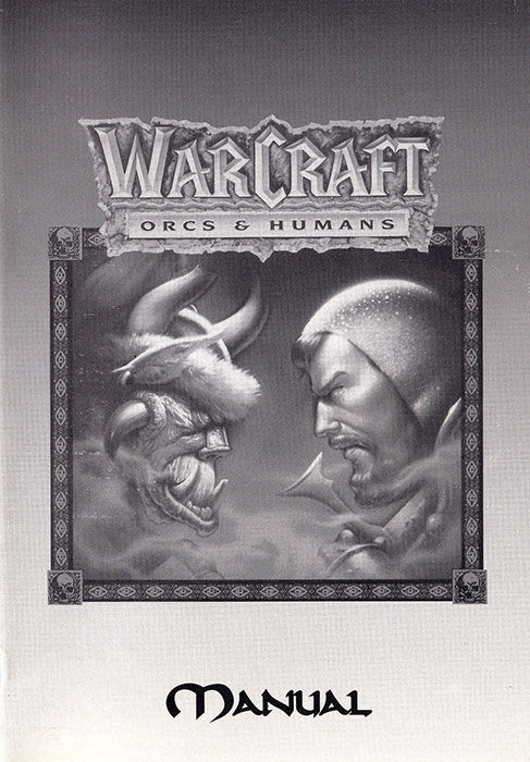 Warcraft Orcs & Humans Manual Esp 1