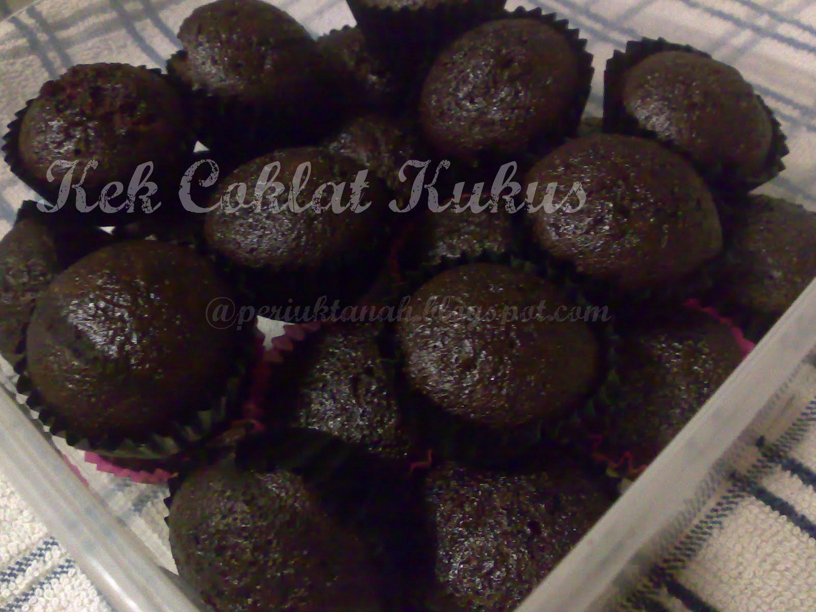 Kek Kukus Coklat