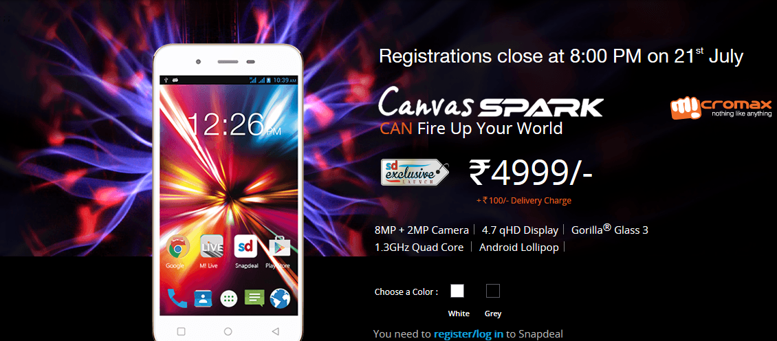 Buy micromax canvas spark online dating. Dating for one night.