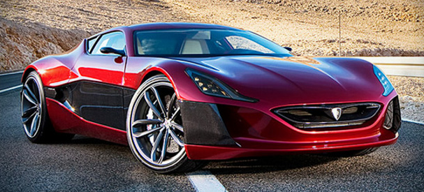 2017 Rimac Concept One Review Design Release Date Price And Specs