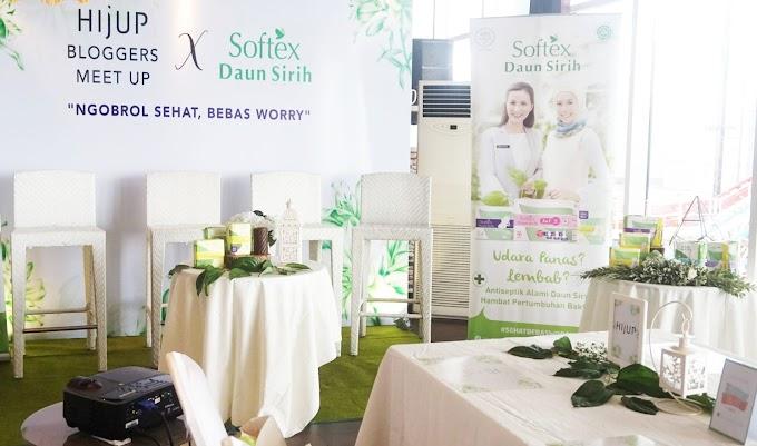 Event Report Hijup X Softex Daun Sirih di Banjarmasin + Voucher Diskon