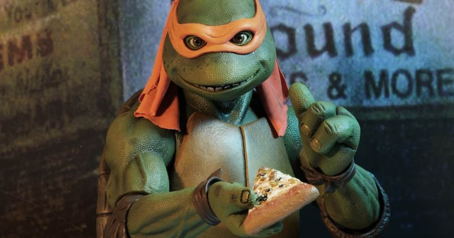 Infinite Earths: NECA Announces TMNT Quarter Scale ...