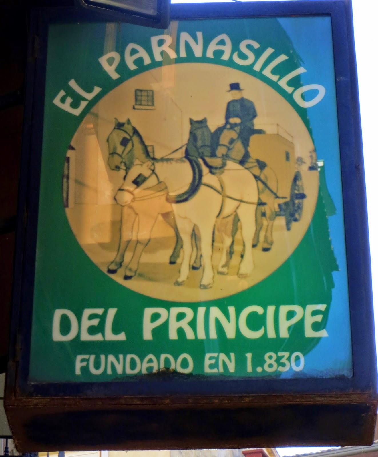 Azulejos Maroto Espantaleón, calle Príncipe 33