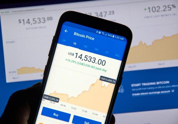 Coinbase looking to make crypto ETF
