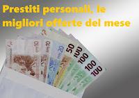 Confronto prestiti personali: le migliori offerte del mese