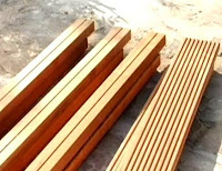 lantai kayu taman/pool deck bahan kayu bengkirai