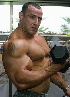 Bodybuilder singles