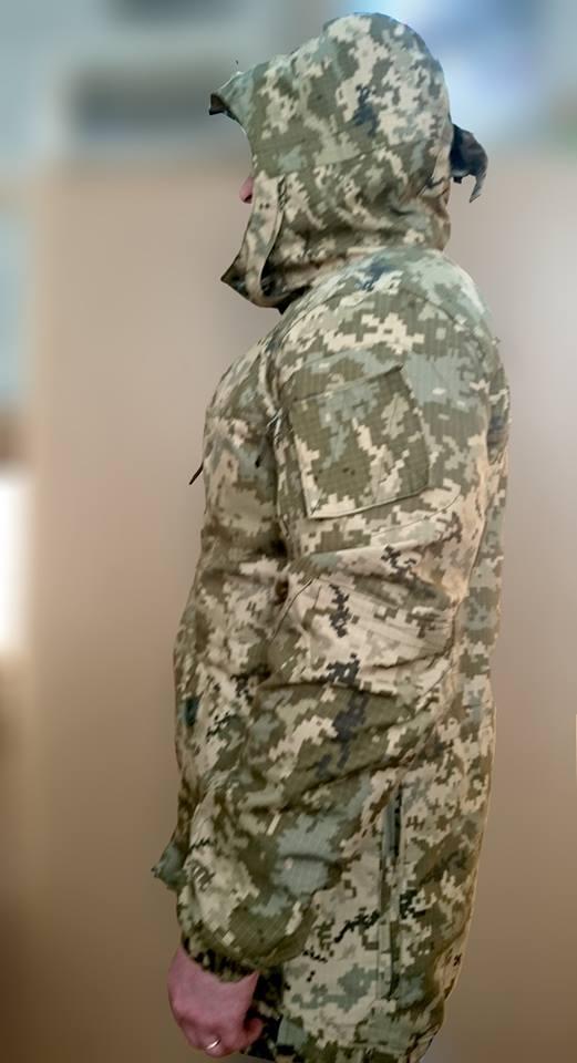 Ukrainian Military Pages - «Парка ЗСУ» - новий прототип. Перші фото нового костюму спеціального