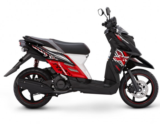 Yamaha X Ride Special Edition Adventure terpopuler