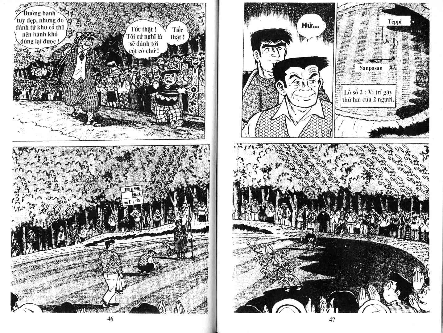 Ashita Tenki ni Naare chapter 51 trang 22