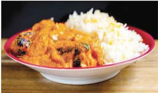 Yadda ake girkin 'Chicken Curry'