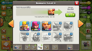 How clash of clans at the beginner stage??