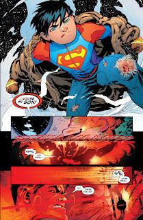 """Reseña de """"Superman vol.1: El Hijo de Superman"""" de Peter J.Tomasi y Doug Mahnke - ECC Ediciones"""
