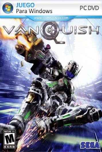 Vanquish PC Full Español