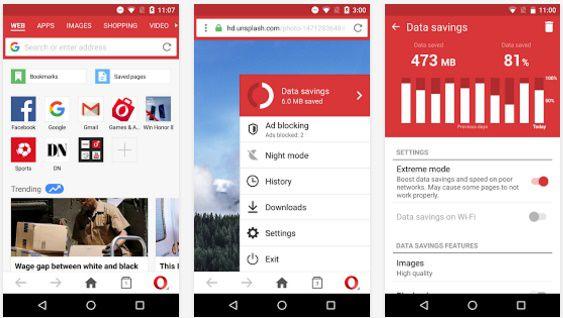 Inilah 5 Browser Terbaik Dan Tercepat Di Android