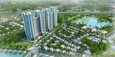 Phối cảnh dự án Five Star Kim Giang
