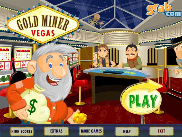 Play Gold Miner Vegas Free Online