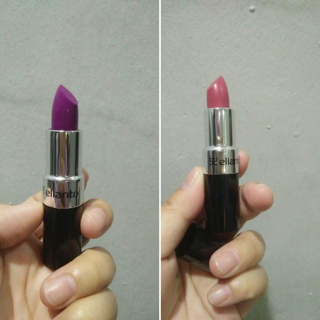 Elianto, Elianto In-Matte lipstik, lipstik elianto, lipstik, lipstik cantik, lipstik best, warna lipstik yang cantik, lipstik tahan lama dan murah, lipstik matte yang bagus dan tahan lama, lipstik tahan lama dan tak kering, serlahkan kecantikkan dengan lipstik,