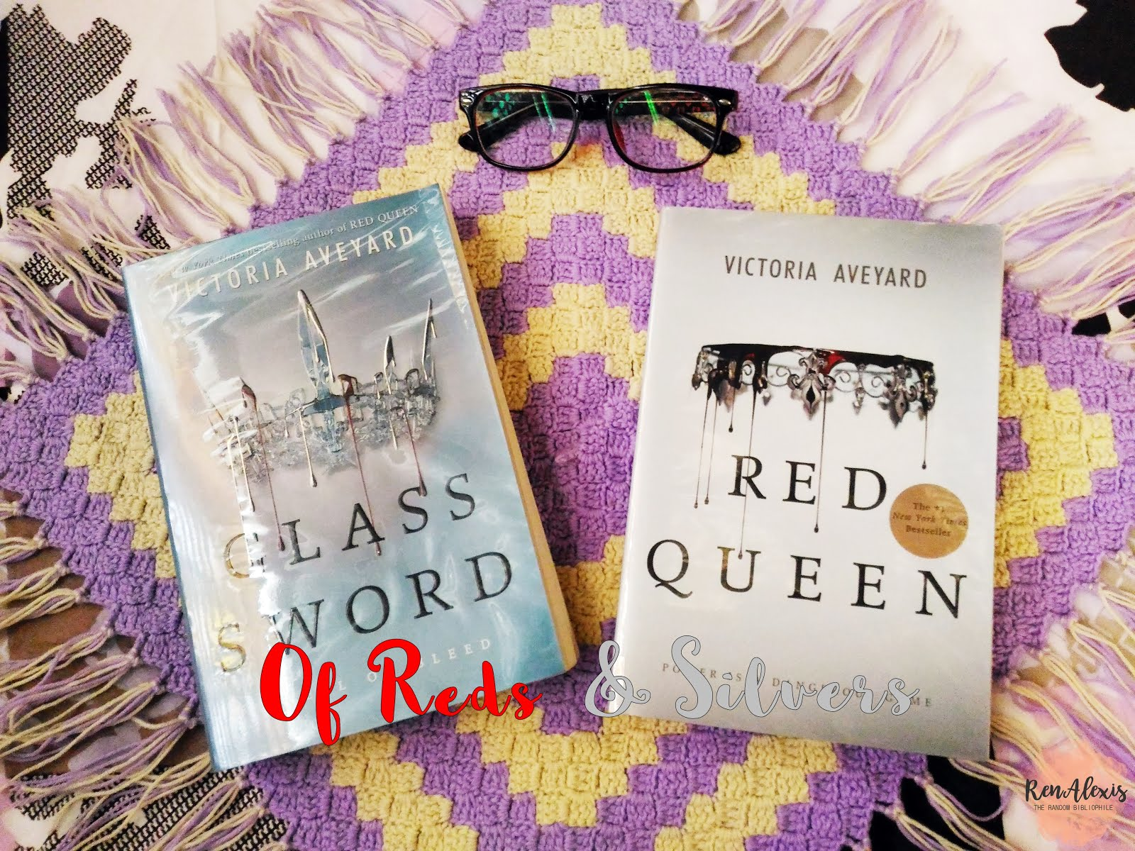 A Victoria Aveyard Book Review