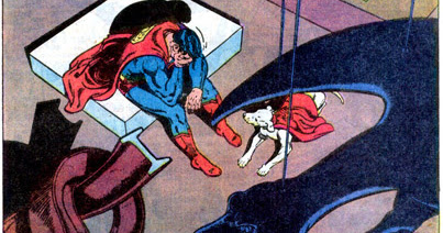 Krypto #107: Whatever Happened to the Dog of Tomorrow?