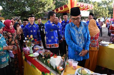 Pemkab Lampung Timur Gelar Festival Kuliner Ramadhan 2018