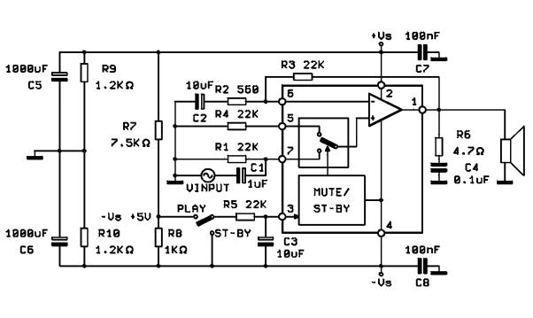 amplifiercircuits com  hi