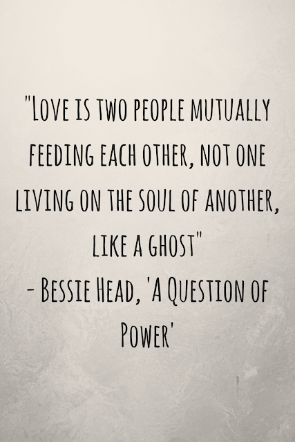 Review of 'A Question of Power' by Bessie Head