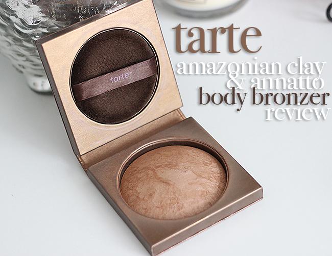 Amazonian Clay Matte Waterproof Bronzer by Tarte #19