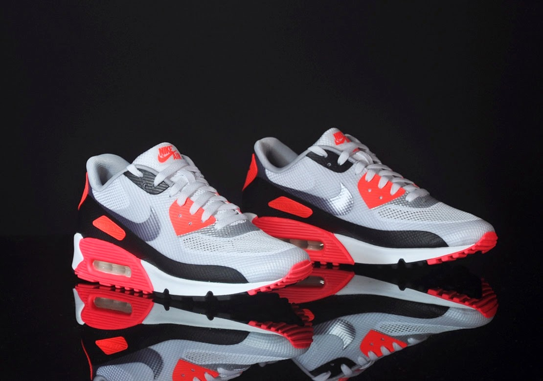 low priced 68938 5aba0 nike air max 90 hyperfuse nrg infrared