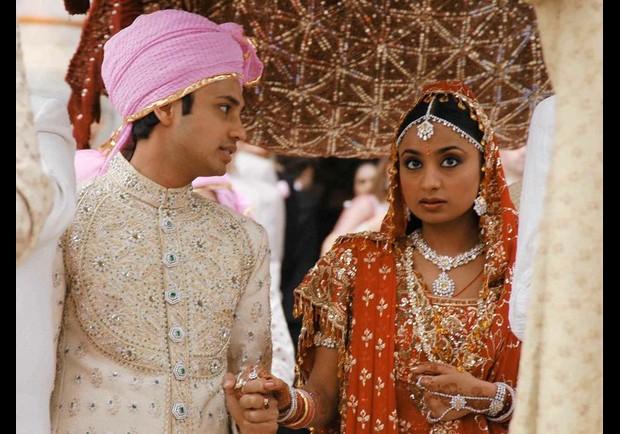 Vanisha Mittal And Amit Bhatia Luxe